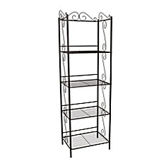 22 Inch X 70 15 4 Shelf Metal Bookcase