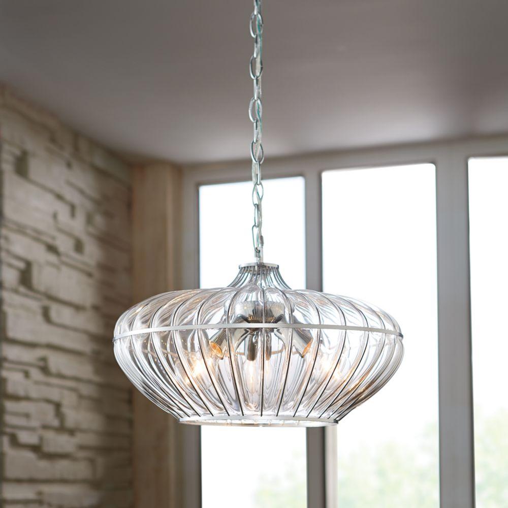 Home Decorators Collection Suspendu Luminaire LacadiaColl WEIDH29Y