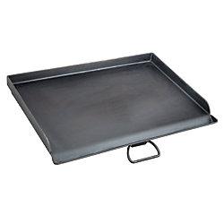 Camp Chef Plaque à cuisson professionnel 16x24 plat