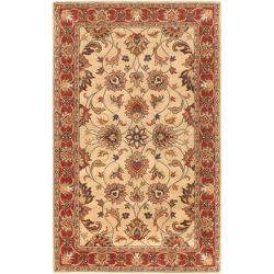 Home Decorators Collection Chaka Red 4 Feet x 6 Feet Indoor Area Rug