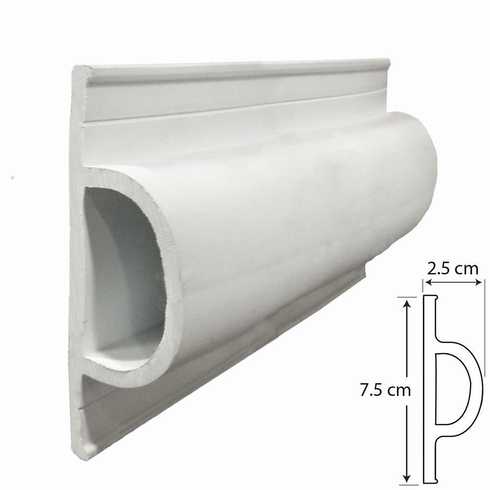 PVC Dock Bumper