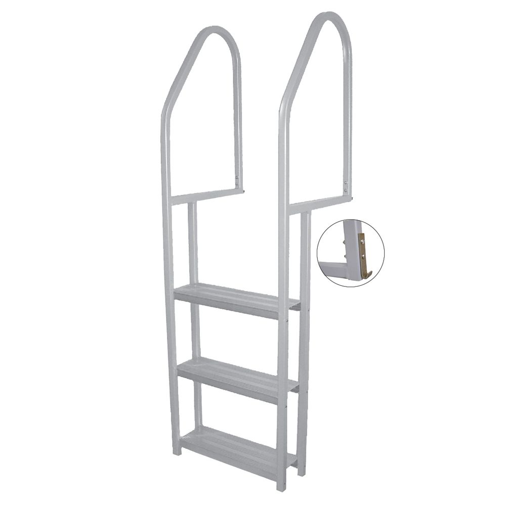 Multinautic 60-inch x 19-inch x 17-inch Dock Ladder