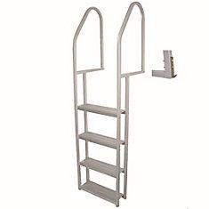 72-inch x 19-inch x 17-inch Dock Ladder