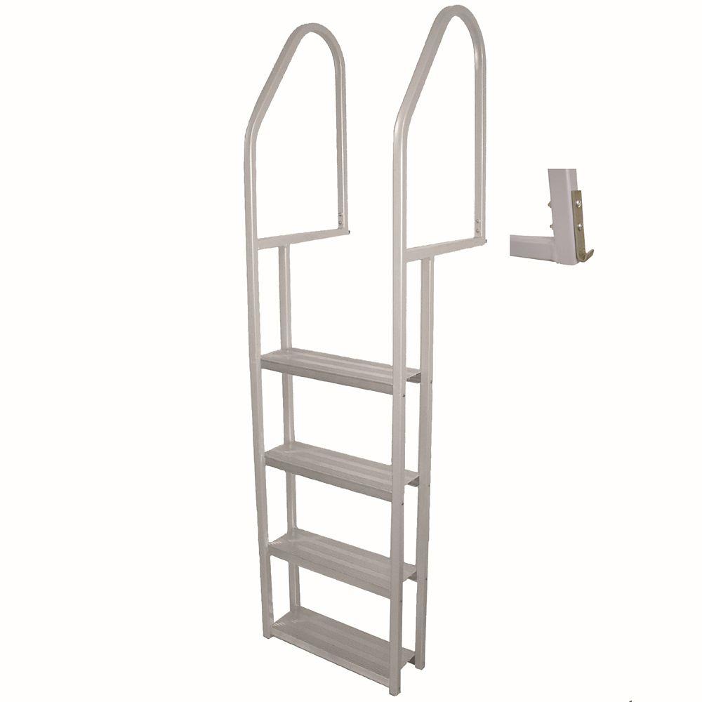 Multinautic 72-inch x 19-inch x 17-inch Dock Ladder