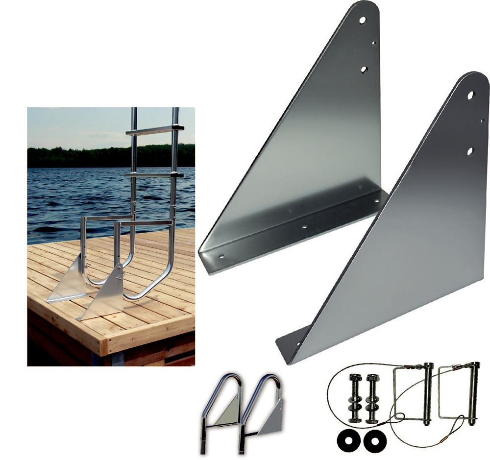 Flip Up Kit for Dock Ladder