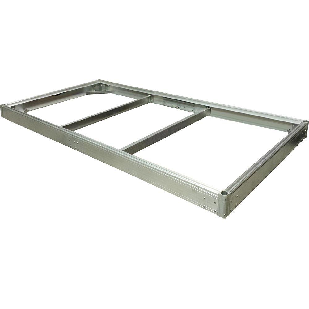 QPF-495 5'x10' Aluminum Dock