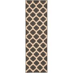 Home Decorators Collection Aggie noir 2 ft. 3 in. X 11 ft. 9 in. coreur exterieur