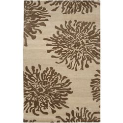 Home Decorators Collection Aelandra Beige 5  ft. x 8  ft. Indoor Area Rug