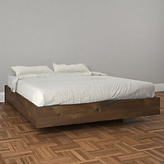 Nocce Full Size Bed 401254 from , Truffle