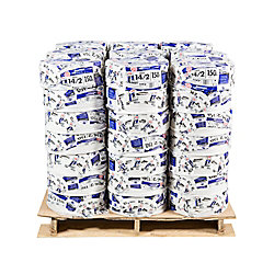 """Southwire Romex SIMpull NMD90 Copper Electrical Cable - 14/2 White """"Big Bubba"""" - 63 Coil Pro Contractor Pallet"""