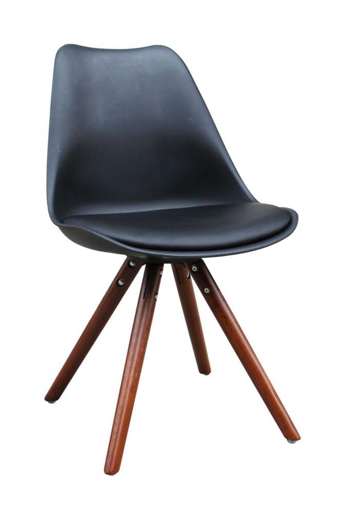Klein ensemble de deux chaise d'appoint - Noir