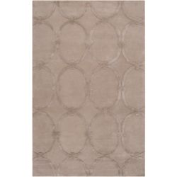 Home Decorators Collection Dalaro Taupe 3 Feet 3 Inch x 5 Feet 3 Inch Indoor Area Rug