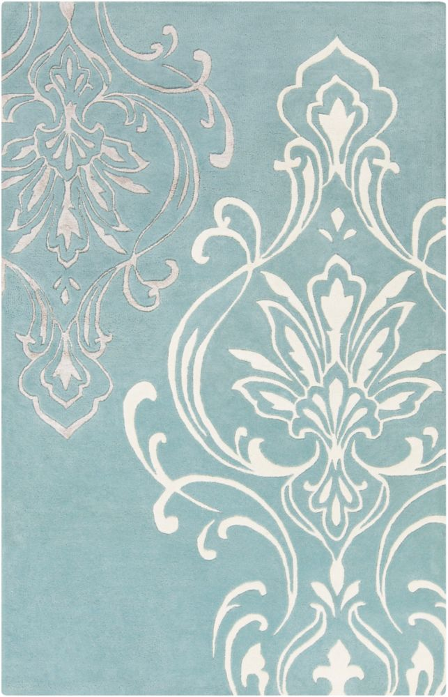 Home Decorators Collection Clovis Slate 3 Feet 3 Inch x 5 Feet 3 Inch Indoor Area Rug