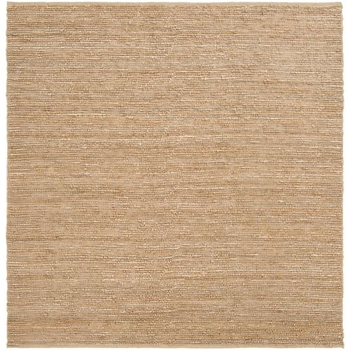 Artistic Weavers Icarus Taupe 8  ft. x 8  ft. Square Indoor Area Rug