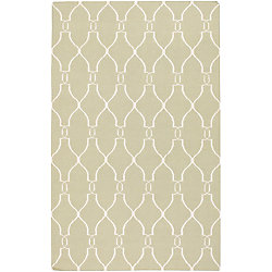 Home Decorators Collection Agios Sea Foam 3  ft. 6-inch x 5  ft. 6-inch Indoor Area Rug