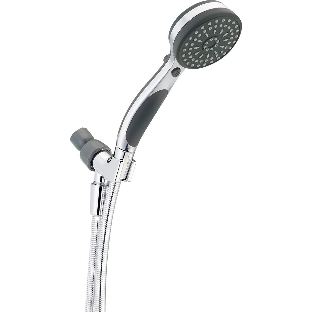 Pfister Pasadena Bath/Shower Hand Shower Chrome | The Home Depot ...