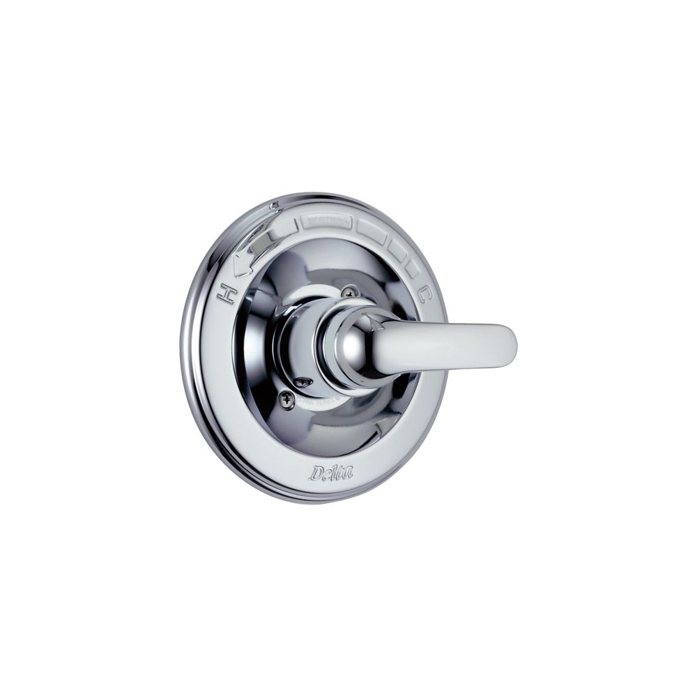Delta Monitor(R) 13 Series Valve Trim Only, Chrome