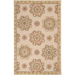 Home Decorators Collection Kelly or 3 ft. X 5 ft. espace exterieur tapis