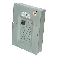 Service Entrance Loadcentre 60A 12 Circuits Expandable to 24