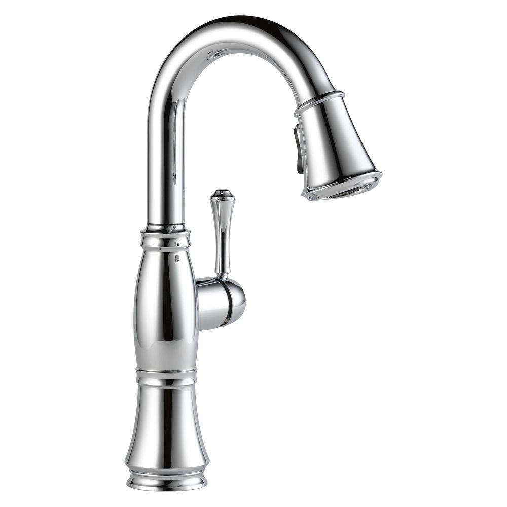 Cassidy Single Handle Bar/Prep Faucet, Chrome