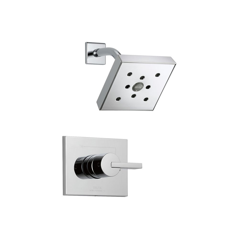 Vero Monitor 14 Series Shower Trim, Chrome