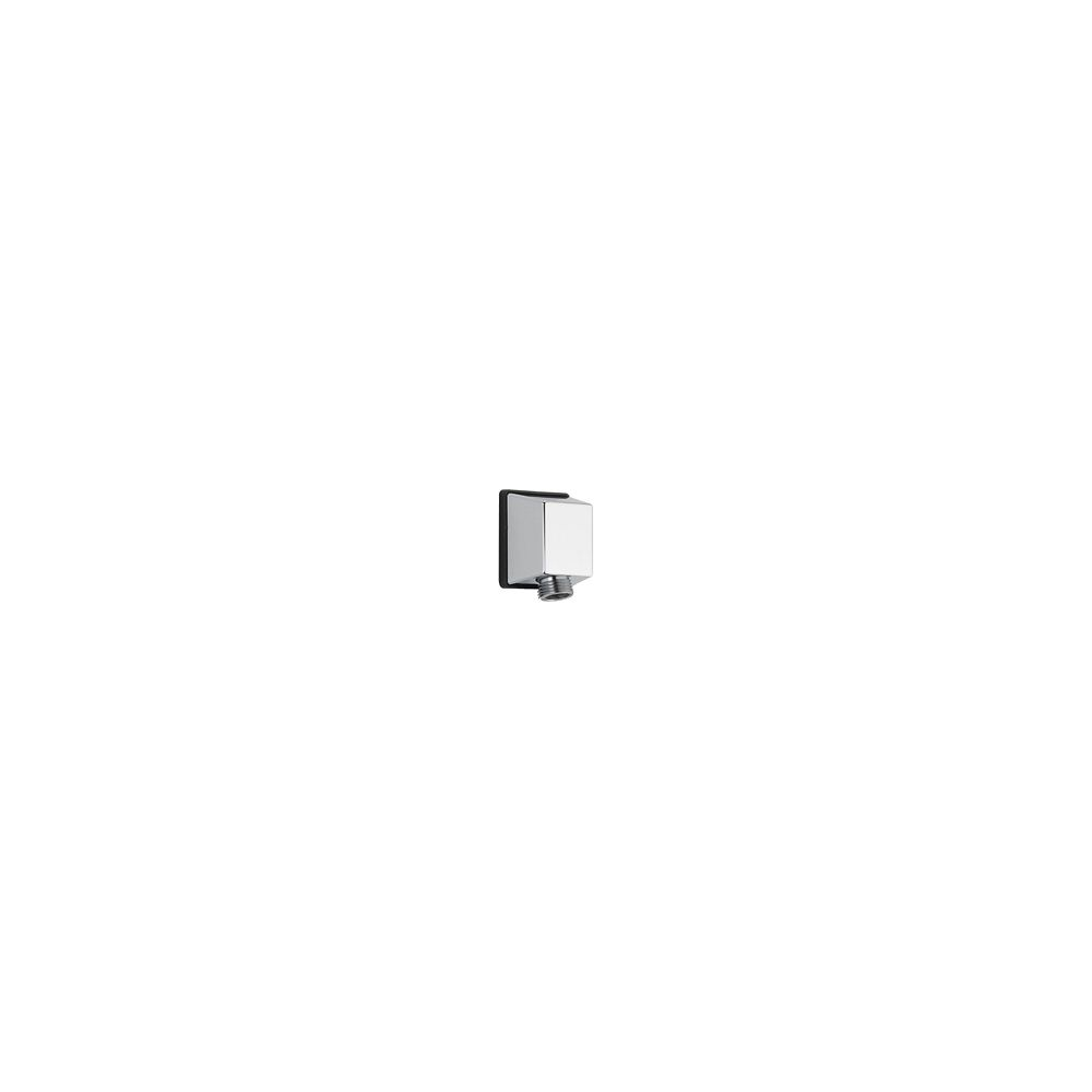 Square Wall Elbow for Handshower, Chrome