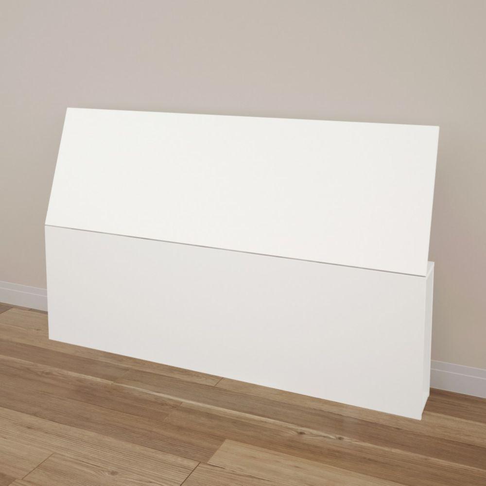 225903 Queen Size headboard, White