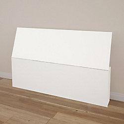 Nexera 225903 Queen Size headboard, White