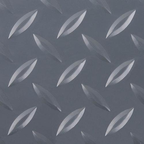 7.5 ft. X 17 ft.Diamond Grey Universal Flooring