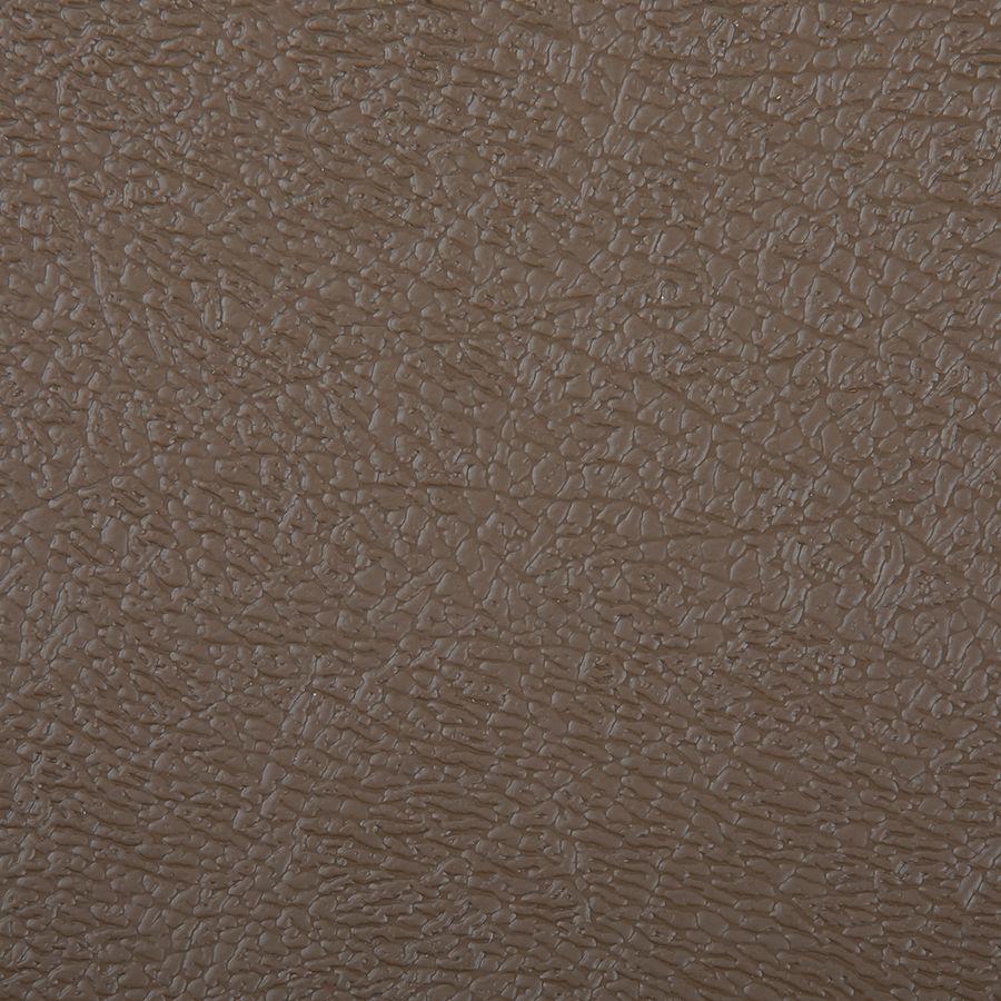 7.5 Feet. X 17 Feet. Textured Mocha Universal Flooring