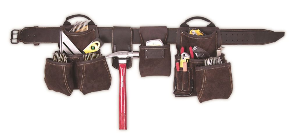 Kuny's Deluxe Component Carpenter Apron