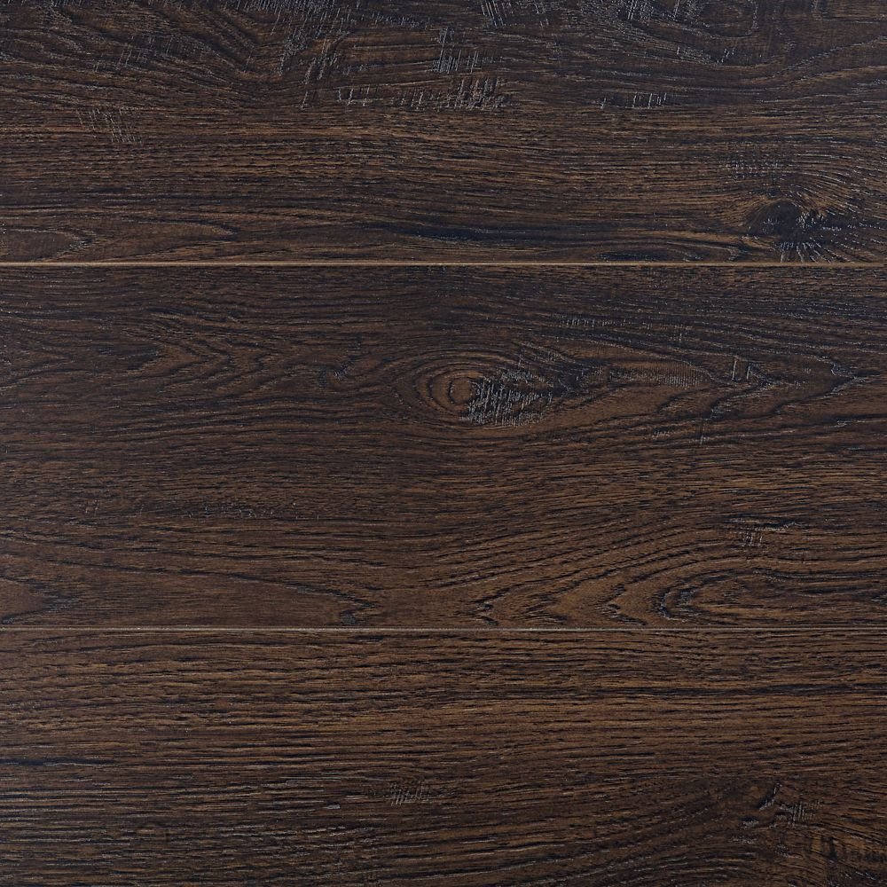 12mm Musgrove Hickory Random Width Random Length Laminate - (33.43 Sq.Feet/Case)