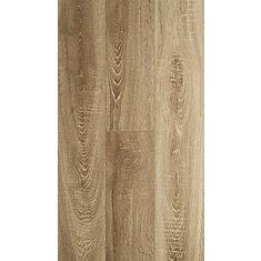 15mm Georgetown Oak Laminate Flooring (12.55 sq. ft. / case)