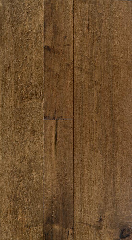 Power Dekor Foxy Maple Varying W & Length Engineered Hardwood Flooring (37.4 sq. ft. / case)