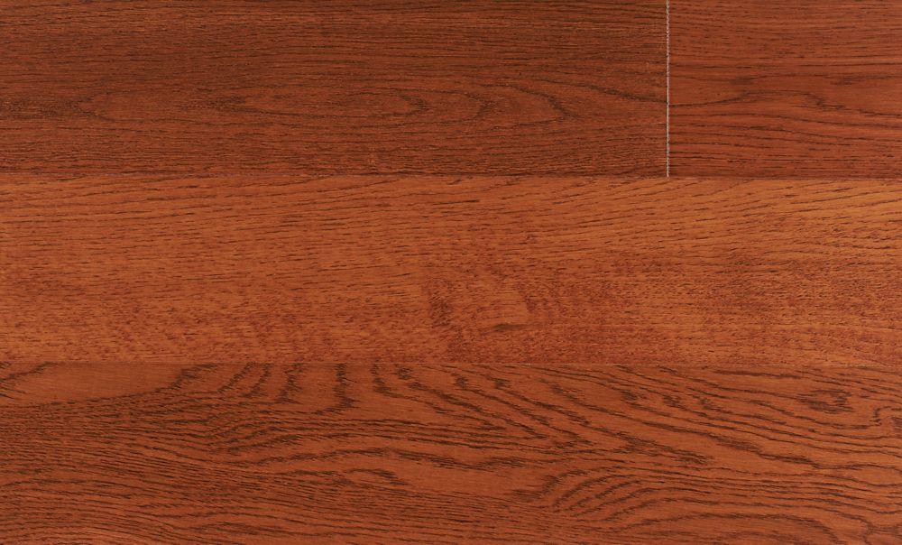 Chestnut Oak 4 7/8-inch W Click Engineered Hardwood Flooring (25.83 sq. ft. / case)