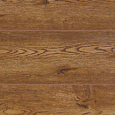 12mm Harlow Oak Classic Laminate Flooring (17.26 sq. ft. / case)