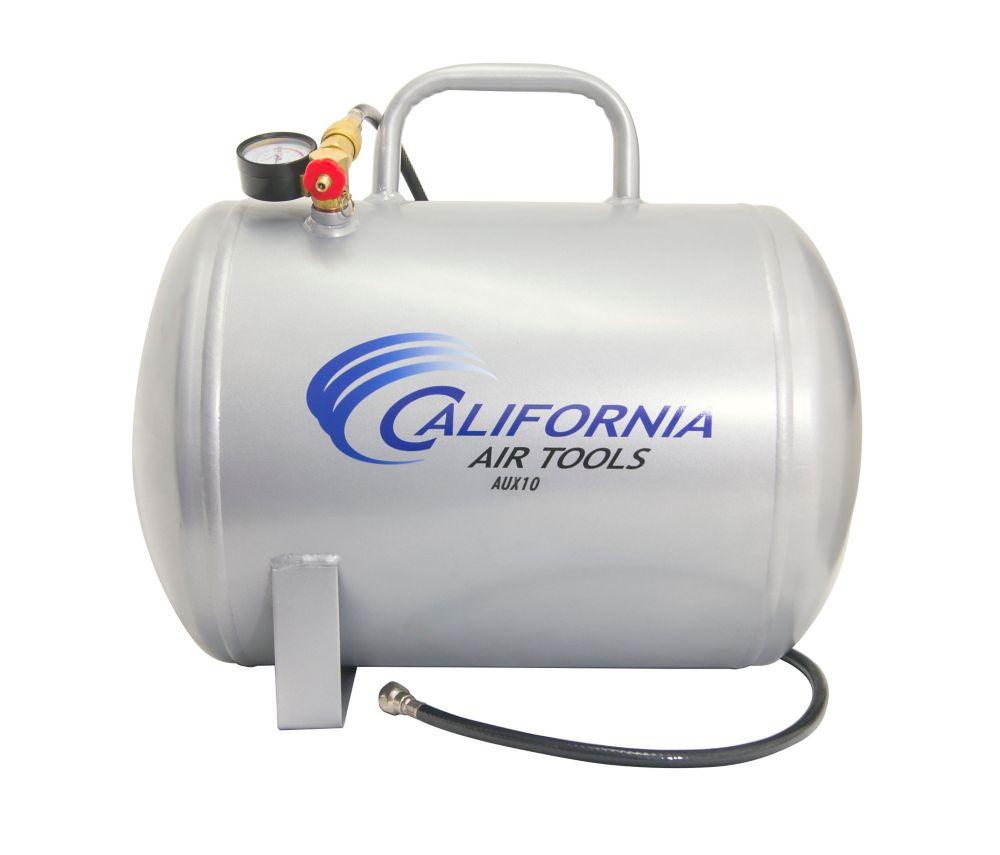 AUX10 - 10 Gallon Portable Steel Air Tank