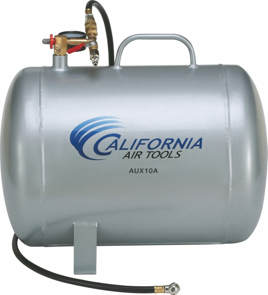 AUX10A - 10 Gallon Lightweight Portable Aluminum Air Tank