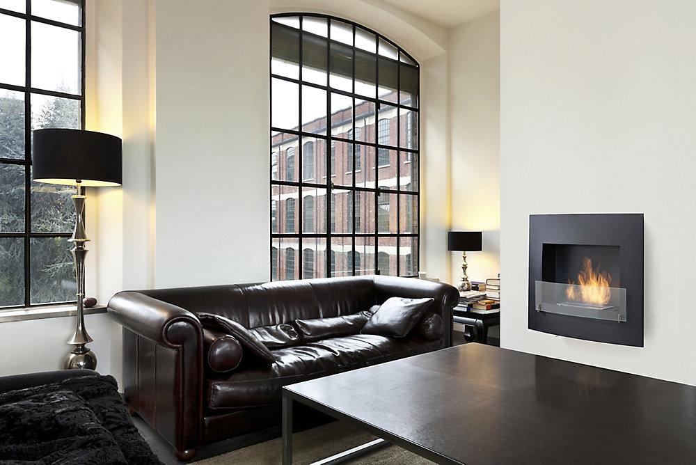 Wynn Wallmount Fireplace