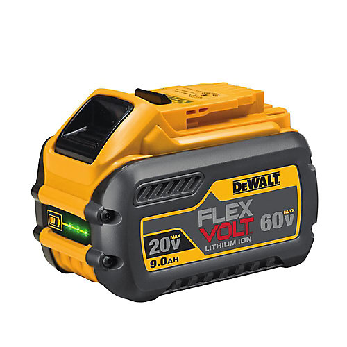 Dcb609 20v/60v Max Flexvolt 9.0ah Battery
