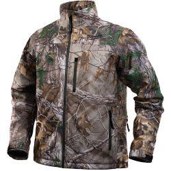 Milwaukee Tool M12 Heated Jacket Only - Realtree Xtra - 2XL
