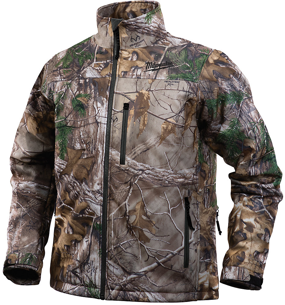 950f0629c3f71 Milwaukee Tool M12 Heated Jacket Only - Realtree Xtra - 3XL | The ...