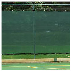 Knitted Privacy Cloth 5.8 ft. x 30 ft. - Green - 88%