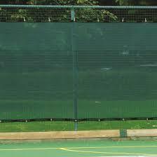 Knitted Privacy Cloth 5.8 Feet  X 50 Feet - Green - 88%