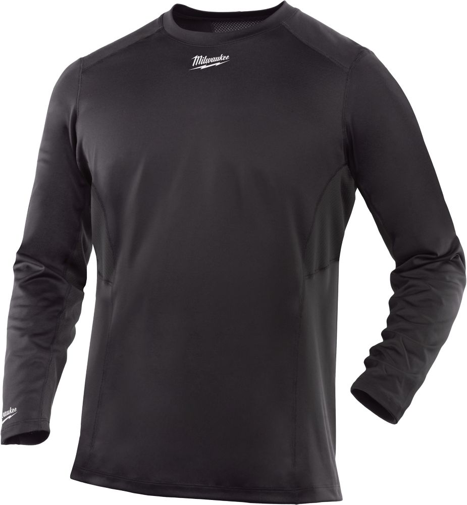 Milwaukee Tool WorkSkin Cold Weather Base Layer - Gray S - Small