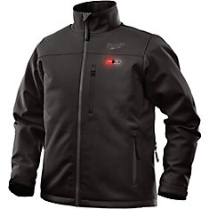 Veste chauffante sans fil M12 noire S - veste seulement