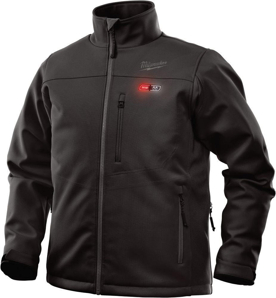 M12 Heated Jacket Only - Black - Medium