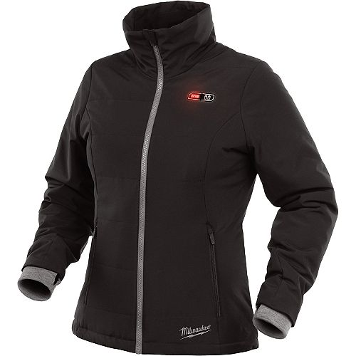 Milwaukee Tool M12 Heated Women's Jacket Kit - Black - 2XL