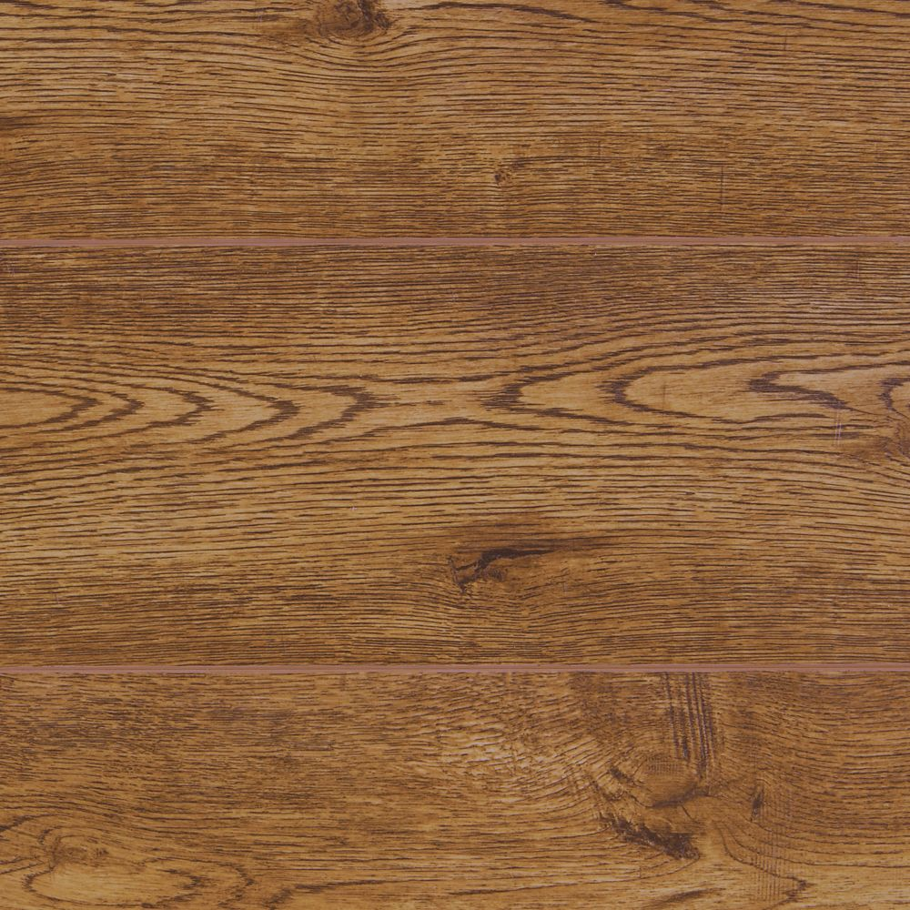 12mm Harlow Oak Random Width Random Length Laminate - (33.43 Sq.Feet/Case)