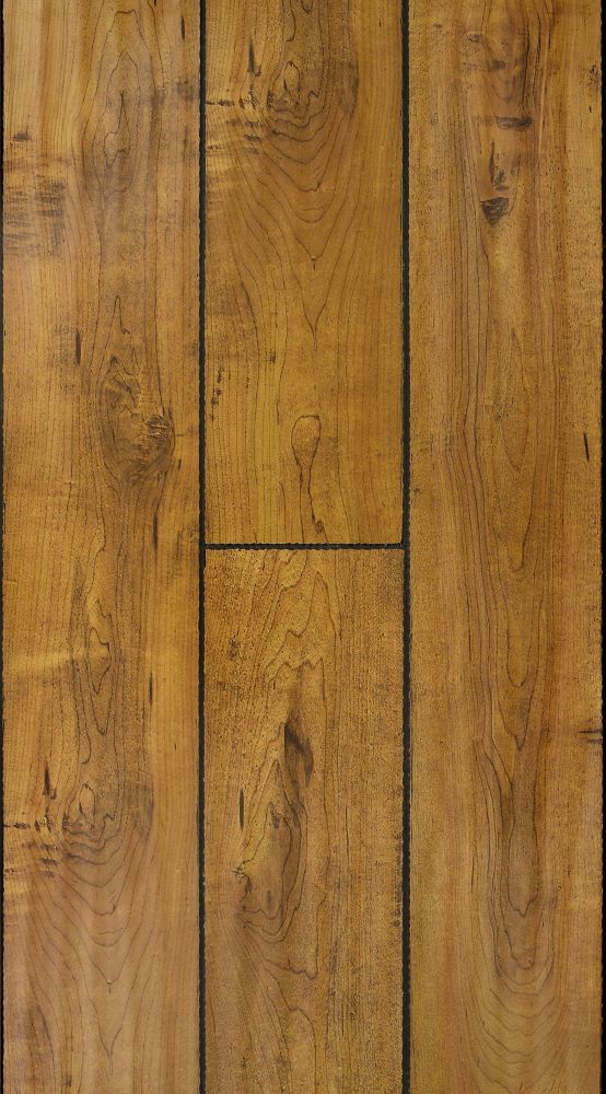 12mm+2mm Timberland Maple Laminate Flooring (17.26 sq. ft. / case)